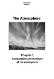 Composition and structure of the atmosphere