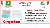 Composition of Figures Teacher Made GIF File