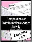 Composition of Rigid Transformation Shape Activity