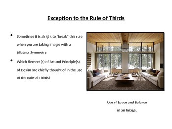 Compositional Guidelines (PowerPoint Presentation)