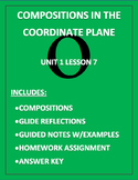 Compositions in the Coordinate Plane PDF