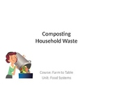 Composting Household Waste - Can Edit