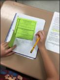 Interactive Compound and Complex Sentence Anchor Charts