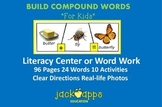 Compound Word Activities for Kids
