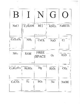 Compound Bingo Boards