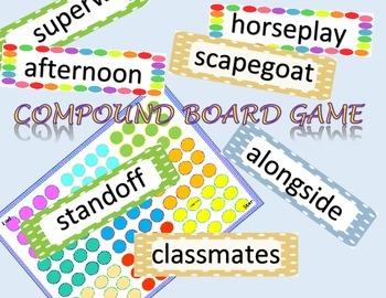 Compound Board Game
