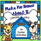 Compound Words: Puppy and Bones Activities