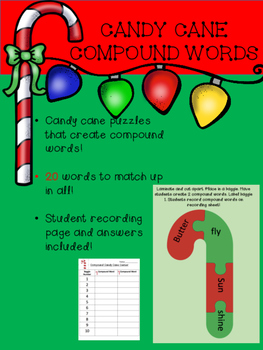Compound Candy Canes