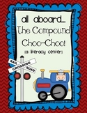 Compound Choo-Choo {A Literacy Center}