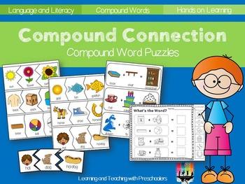 Compound Connection Compound Word Puzzles