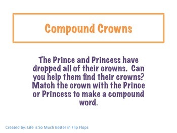 Compound Crowns