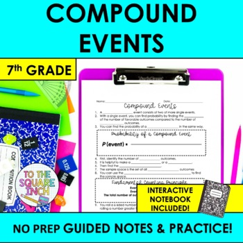Compound Events Notes