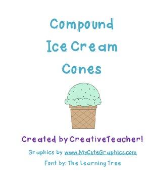 Compound Ice Cream Words