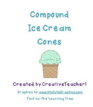 Compound Ice Cream Words