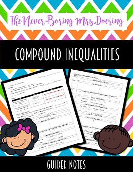 Compound Inequalities Notes