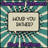 Compound Interest Chat Stations Using Technology