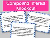 Compound Interest Knockout Whole Class Practice