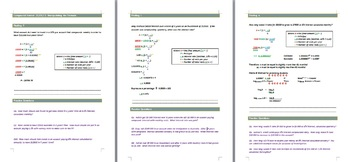 Compound Interest: Manipulation of formula & Prac Questions