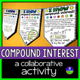 Compound Interest Pennant