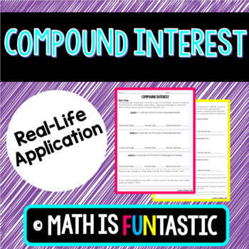 Compound Interest Real-Life Application