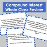 Compound Interest Whole Class Practice