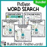Compound Noun Picture Word Search