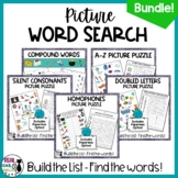 Compound Noun Picture Word Search