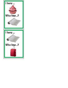 Compound Nouns Game