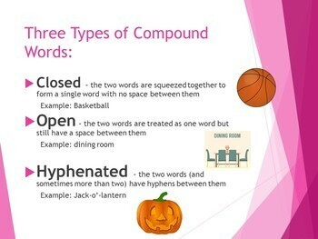 Compound Words PowerPoint