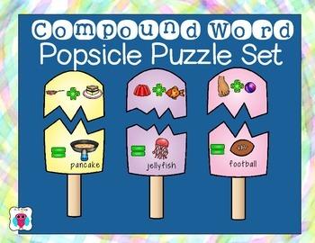 Compound Popsicle Puzzle Set