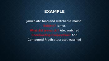 Compound Predicates PowerPoint Presentation