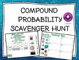 Compound Probability Activity Scavenger Hunt