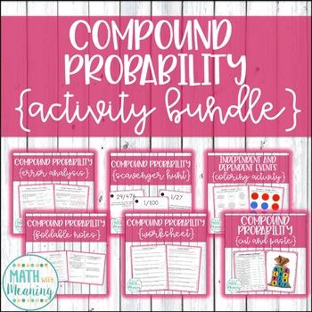 Compound Probability Activity Bundle