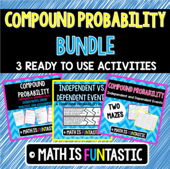 Compound Probability Worksheets Teaching Resources | Teachers Pay ...