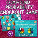 Compound Probability Game