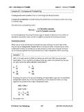 Compound Probability (Lesson 61 of 61)