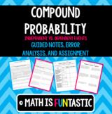Compound Probability Lesson Plan