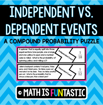 Probability Puzzles Teaching Resources | Teachers Pay Teachers