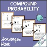 Compound Probability Activity - Scavenger Hunt
