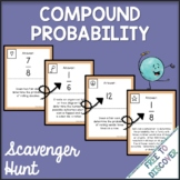 Compound Probability Activity - Scavenger Hunt