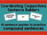 Compound Sentence Builder