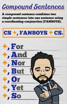 Compound Sentence-FANBOYS