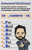 Compound Sentence-FANBOYS