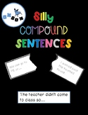 Compound Sentence Games! A Wit and Wisdom Center