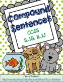 Compound Sentence Pack