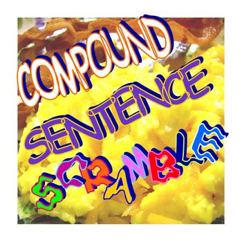 Compound Sentence Scramble Activity