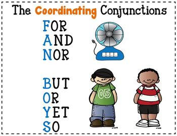 Compound Sentence Sort Bundle