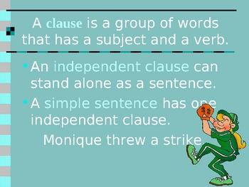 Compound Sentences - A Grammar Lesson for 4th Grade