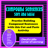 Compound Sentences Activity: Two Ways: Comma and Conjuncti