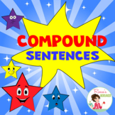Compound Sentences Boom Cards